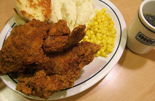 Fried Chicken Dinner  IHOP s Earth shatteringly Good Fried Chicken Dinner