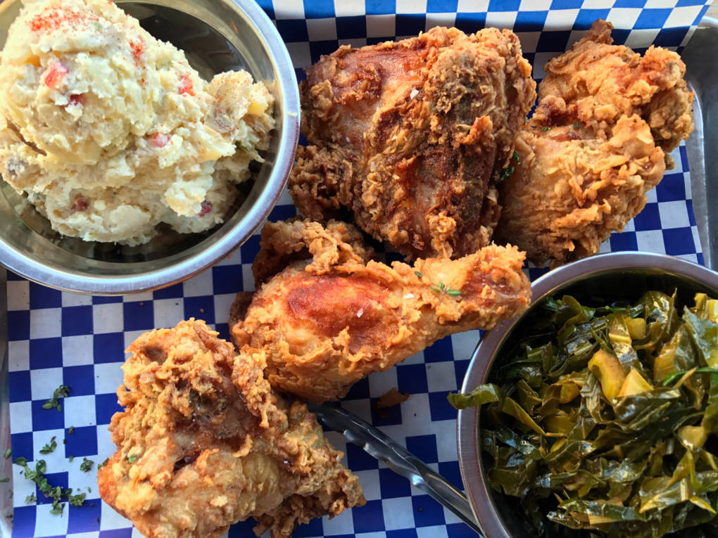 Fried Chicken Dinner  Guide to 12 Classic American Fried Chicken Spots in