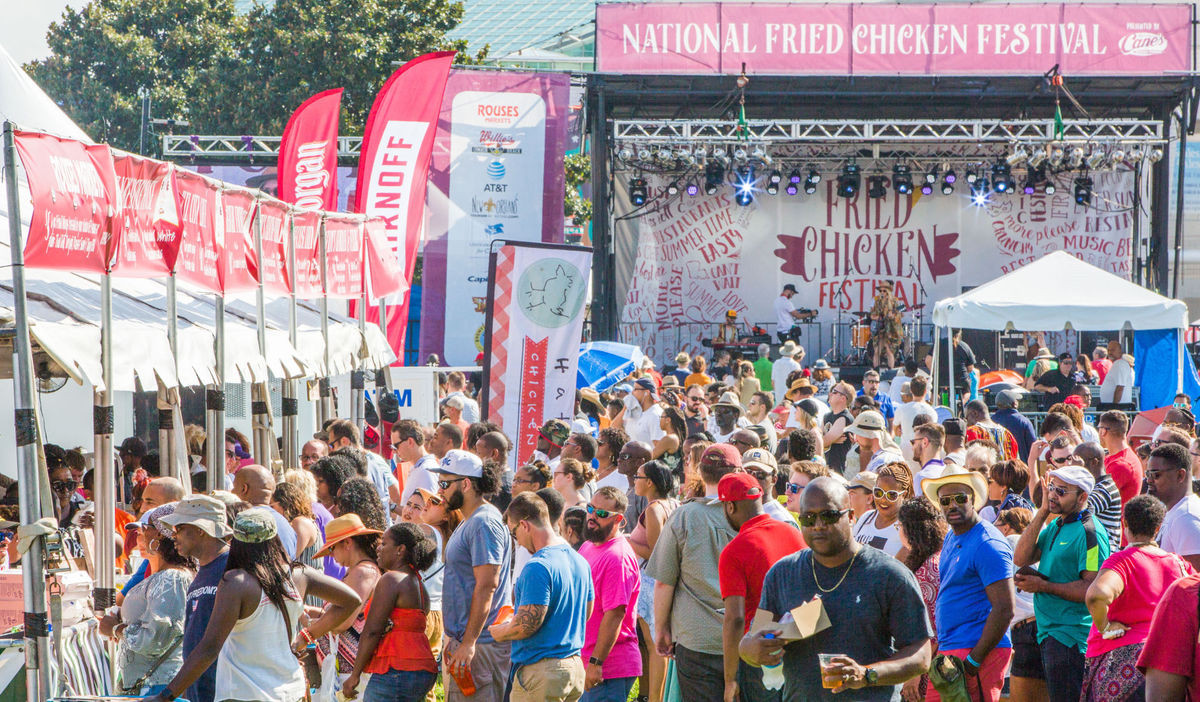 Fried Chicken Festival  News Fried Chicken Festival September 23 & 24 2017