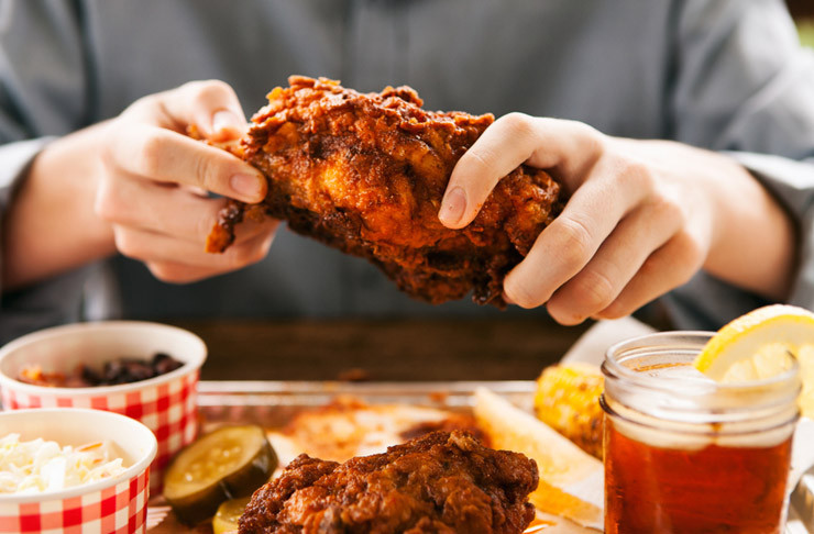 Fried Chicken Festival  A Fried Chicken Festival Is Flying Into Sydney