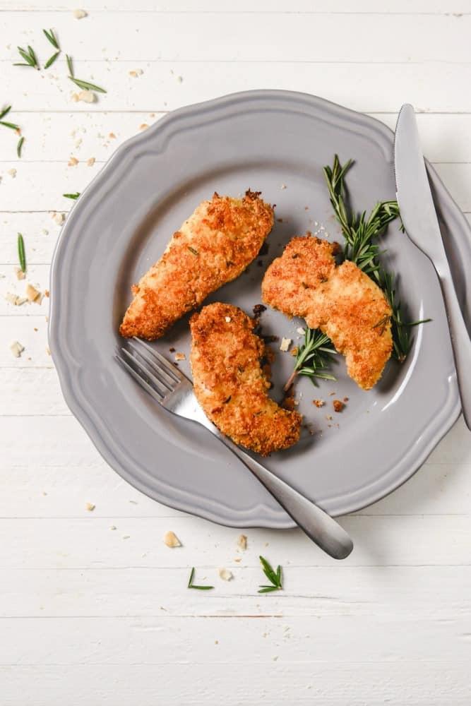 Fried Chicken Fingers  Crispy Oven Fried Chicken Fingers
