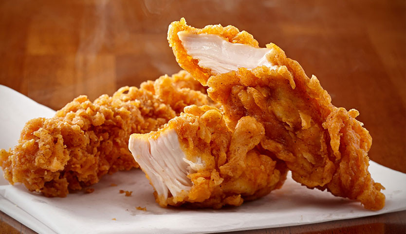 Fried Chicken Fingers  Recipes