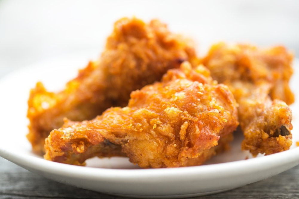 Fried Chicken In Air Fryer  Flourless Truly Crispy Southern Fried Chicken In The Air
