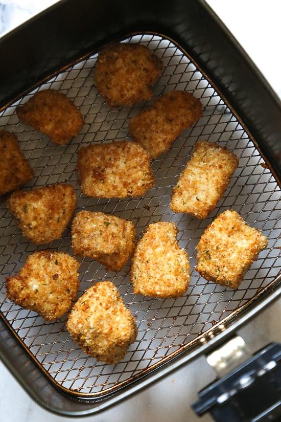 Fried Chicken In Air Fryer  Air Fryer Chicken Nug Recipe