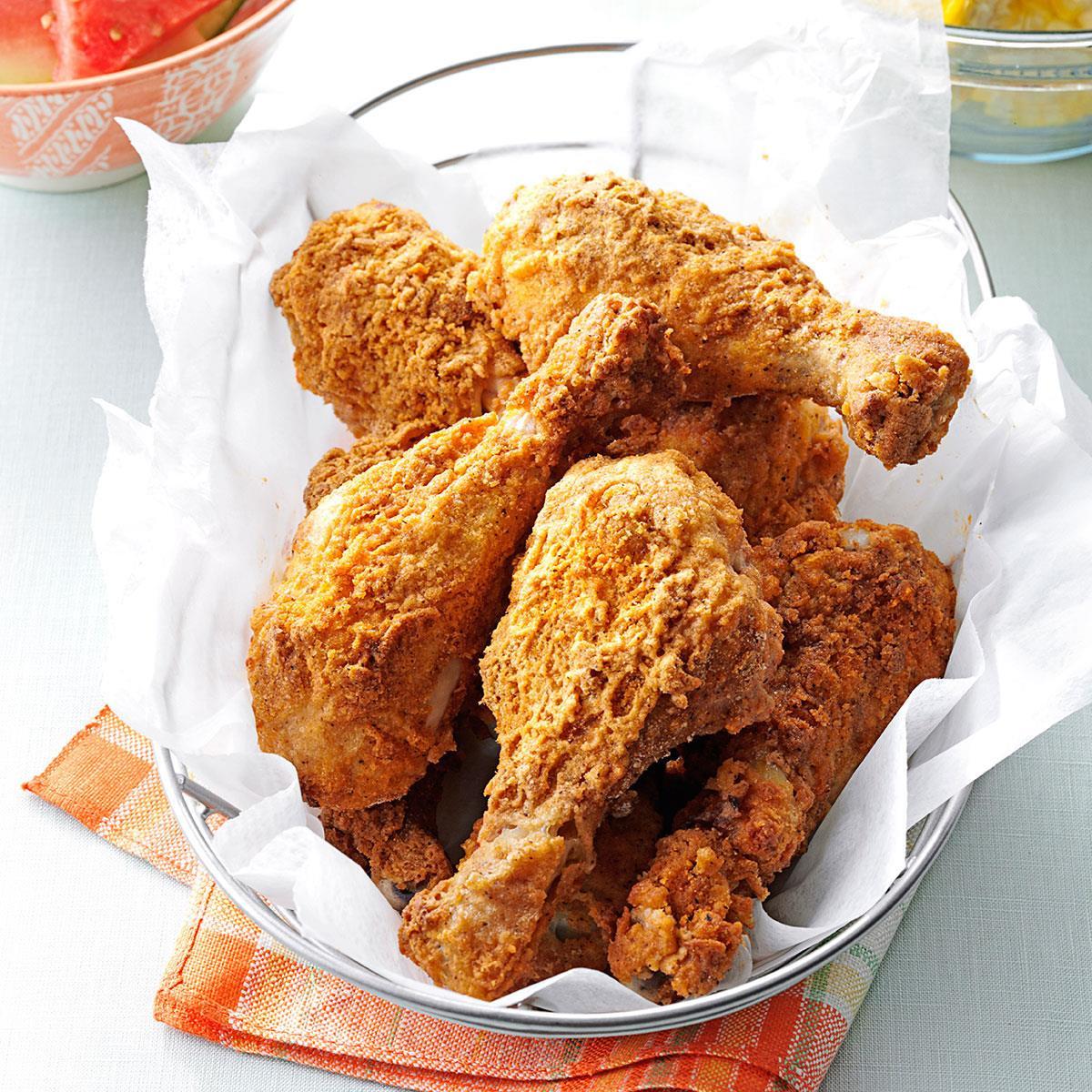 Fried Chicken Leg  Oven Fried Chicken Drumsticks Recipe