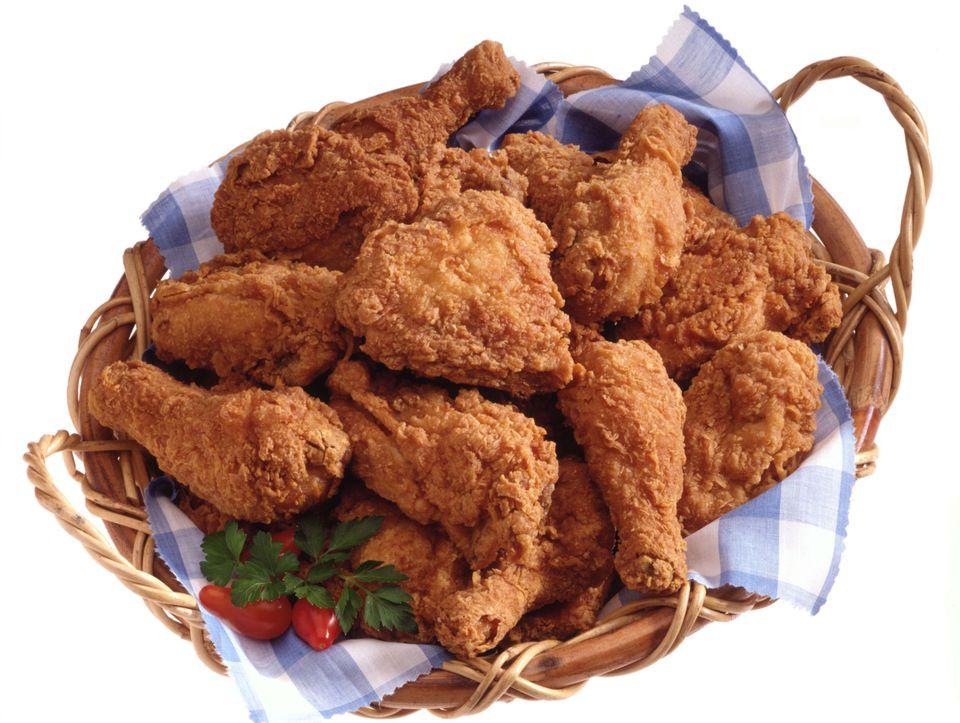 Fried Chicken Legs  Crispy Fried Chicken Legs Recipe