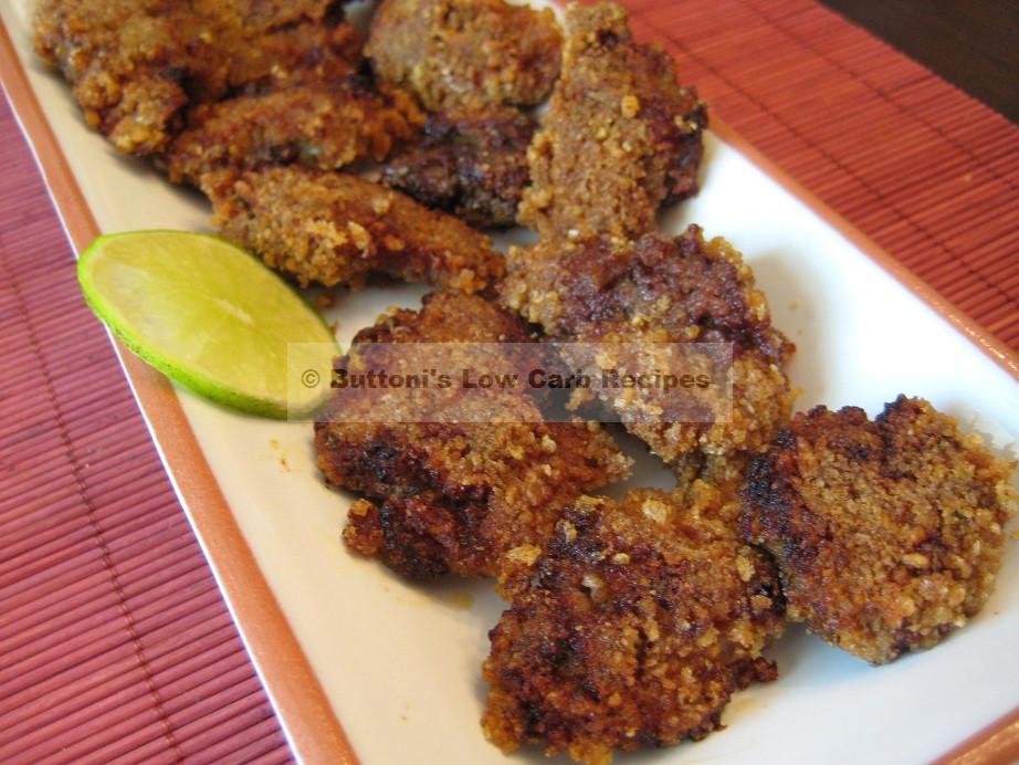 "Fried Chicken Liver Recipes  ""Fried"" Chicken Livers"