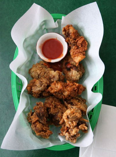 Fried Chicken Liver Recipes  Bangkok Fiction Night of Noir Host James A Newman