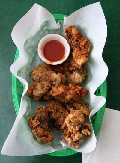 Fried Chicken Liver  Bangkok Fiction Night of Noir Host James A Newman