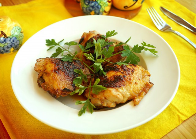 Fried Chicken Marinade  Marinated Fried Chicken