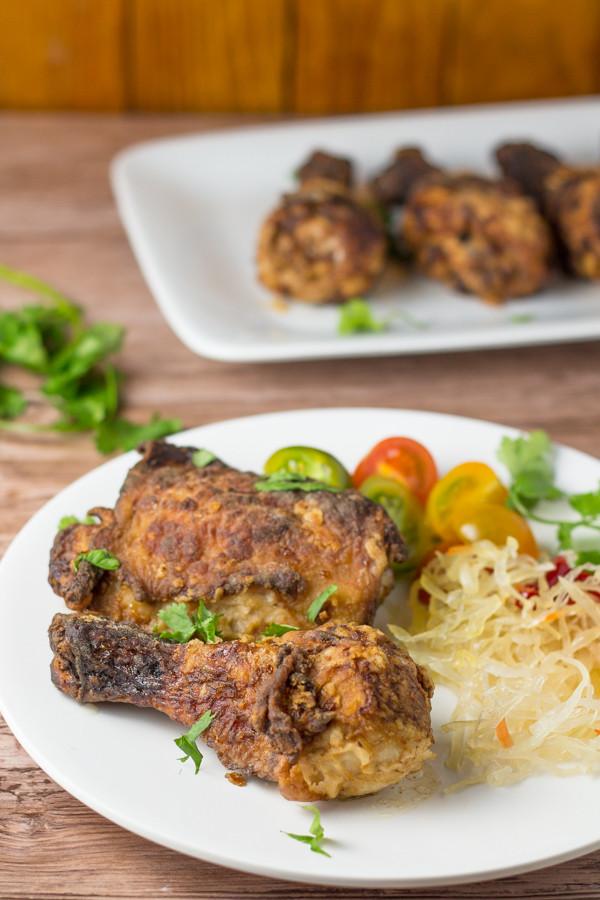 Fried Chicken Marinade  7 Up Marinated Fried Chicken Salu Salo Recipes