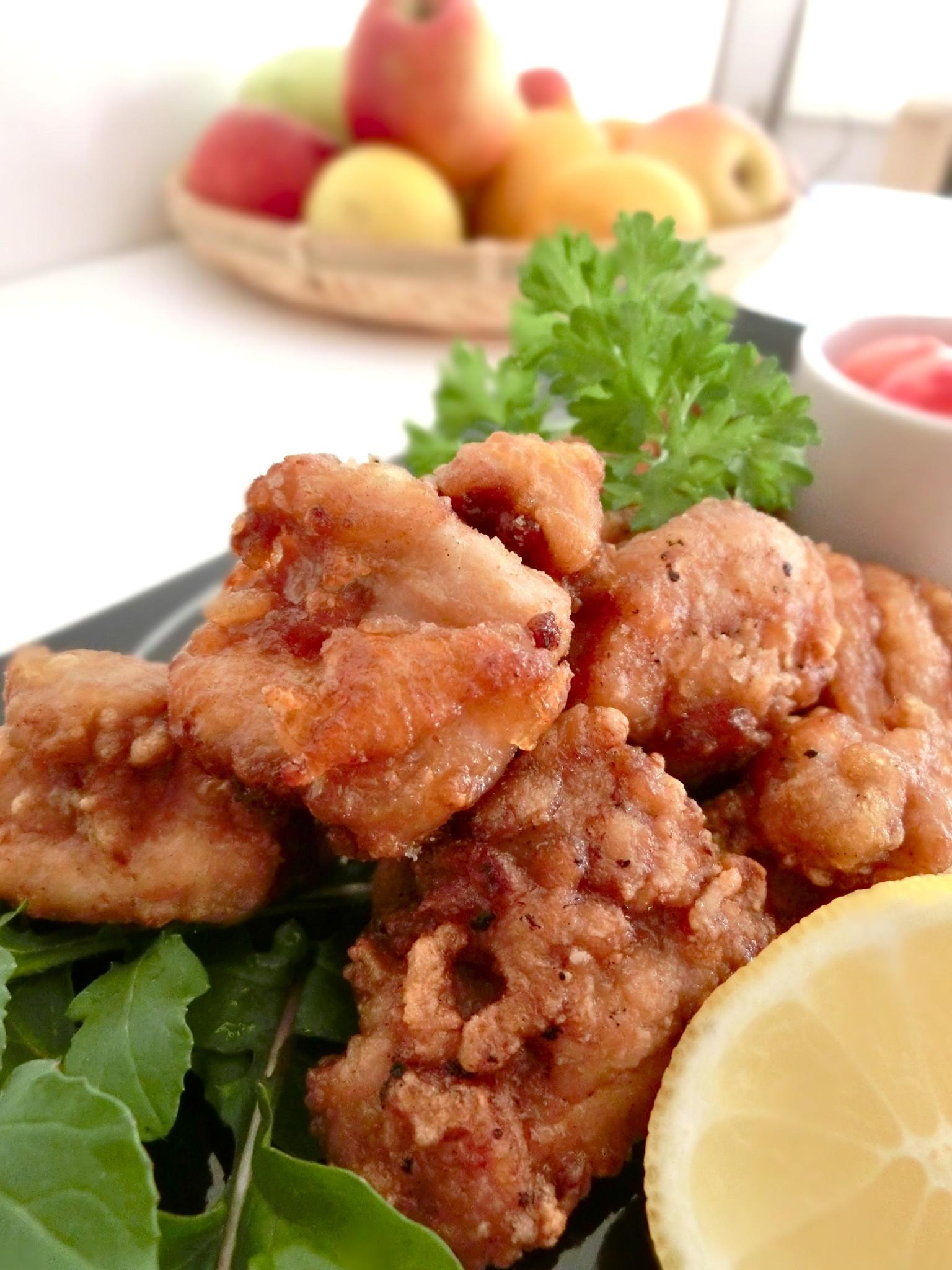 Fried Chicken Marinade  Japanese Crispy Fried Chicken – Marinated in Shio Koji