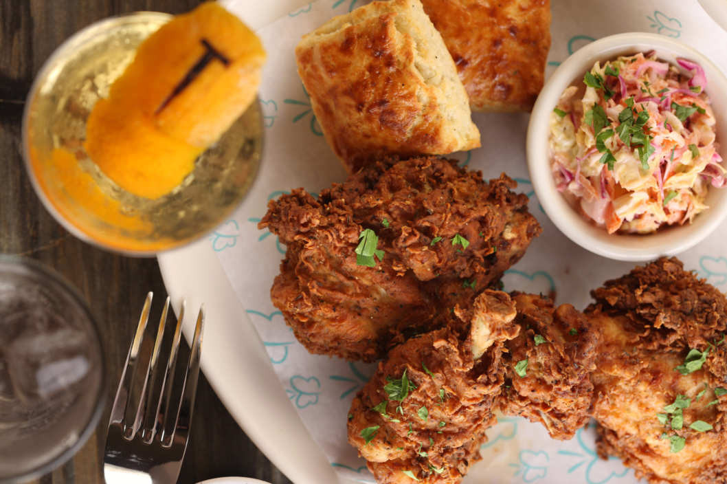 Fried Chicken Nyc  New York's New Wave of Fried Chicken 14 Birds Ranked by