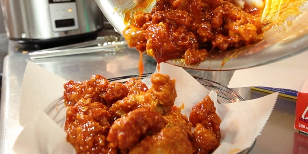 Fried Chicken Nyc  An NYC restaurant is bringing Korean fried chicken to the