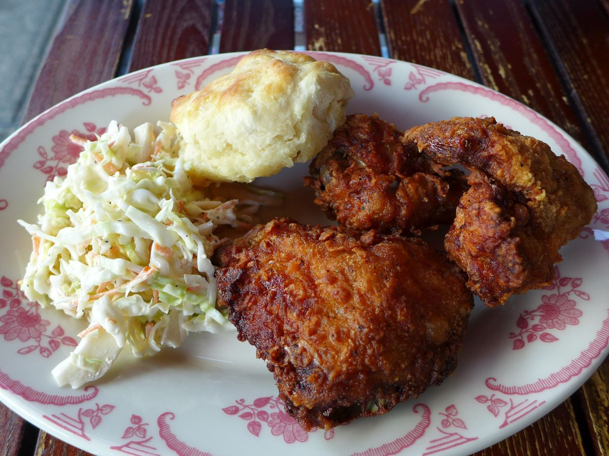 Fried Chicken Nyc  NYC Is Fried Chicken Paradise 30 Examples To Try Eater NY