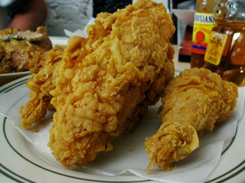 Fried Chicken Nyc  The Cardinal The Best Fried Chicken Ribs and Soul Food