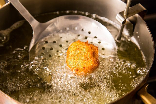 Fried Chicken Oil Temp  How to Deep Fry
