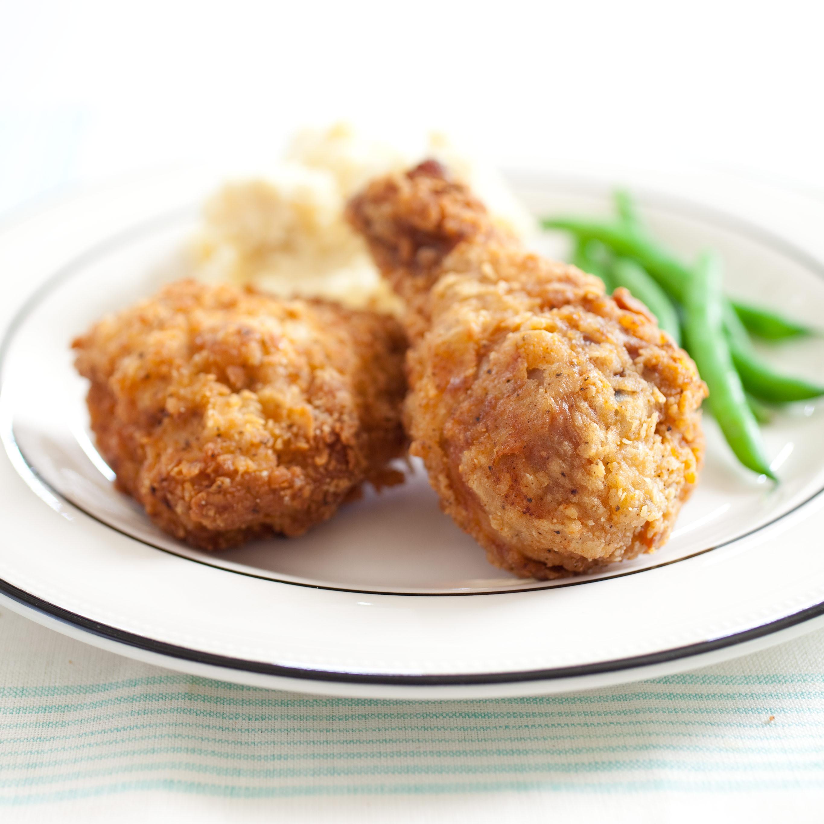 Fried Chicken Recipe Easy  easy fried chicken wings