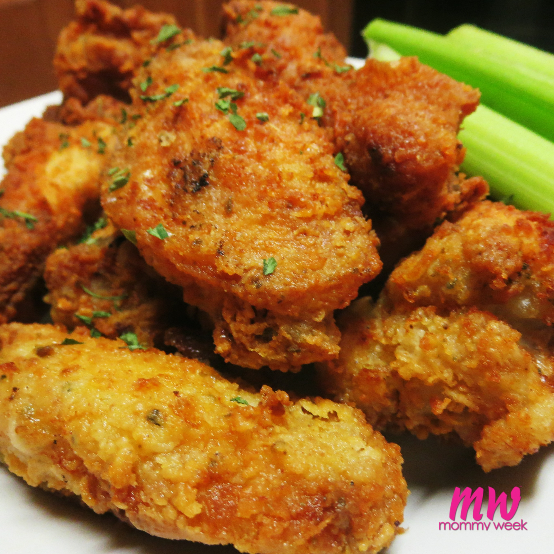 Fried Chicken Recipe Easy  easy fried chicken wings recipe