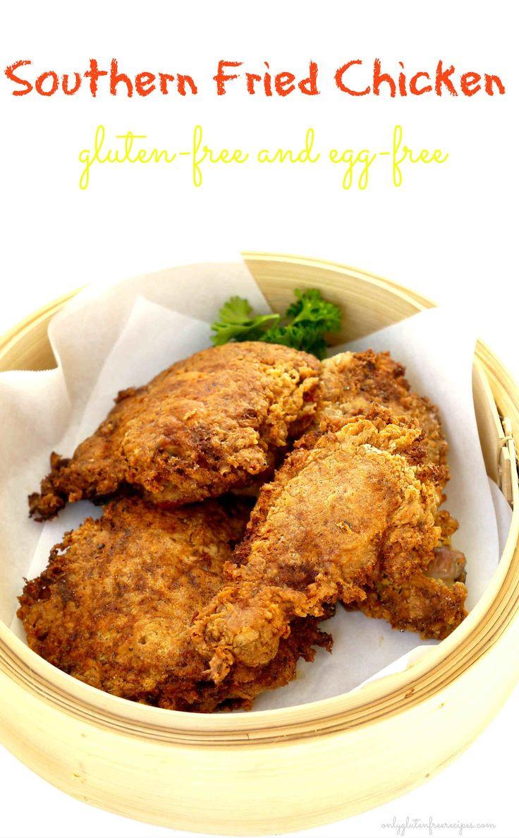 Fried Chicken Strips Recipe Without Buttermilk  fried chicken without eggs or buttermilk