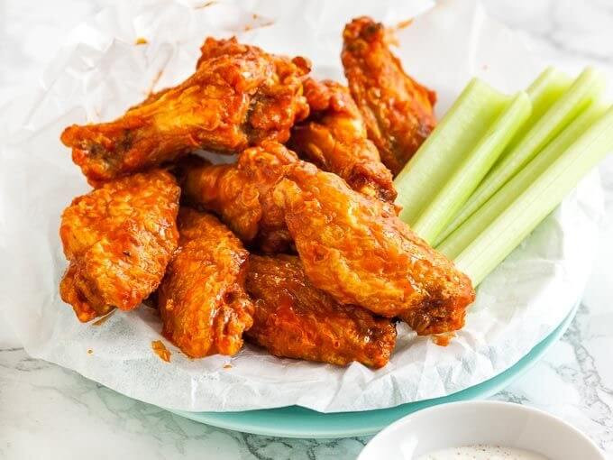 Fried Chicken Wing Calories  10 Delicious Recipes for Air Fryer Chicken Wings That Are