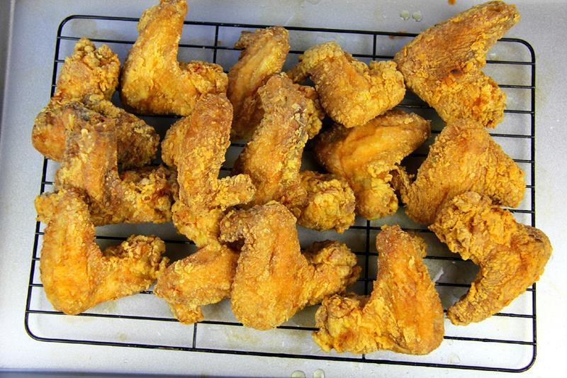 Fried Chicken Wings  The Ultimate Fried Chicken Wings Recipe