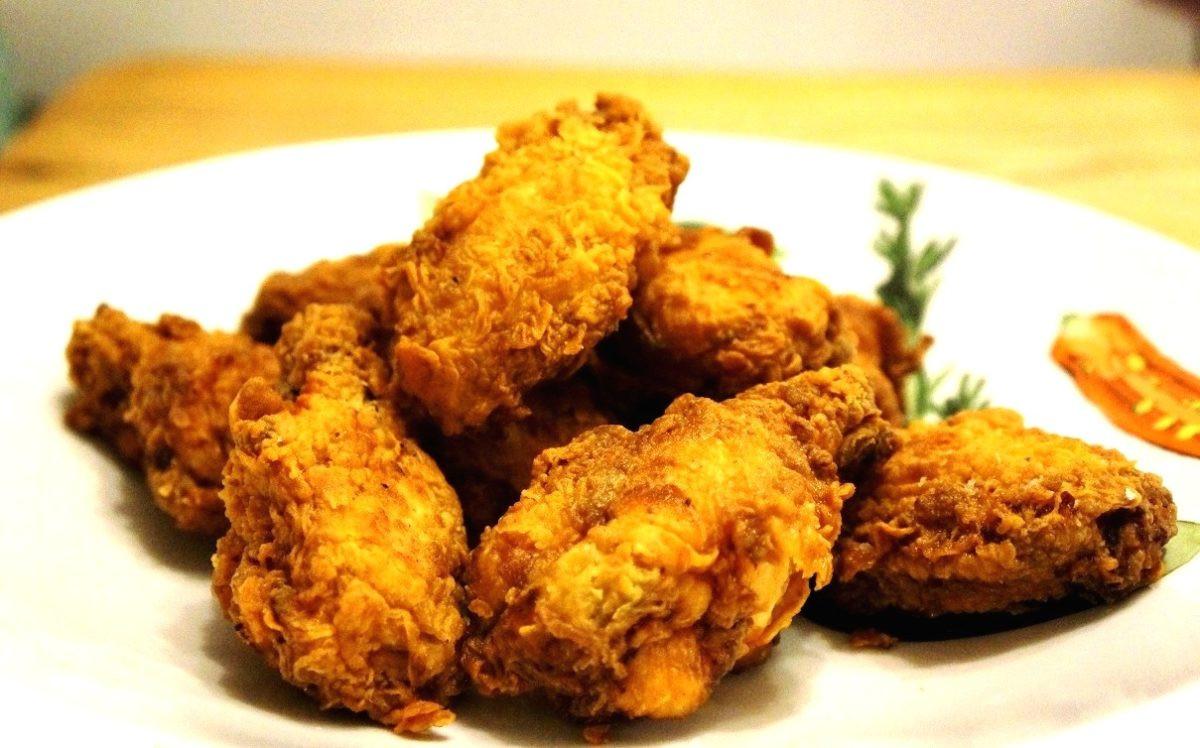 Fried Chicken Wings  Fried Chicken Wings Recipe how to make Crispy Chicken Wings