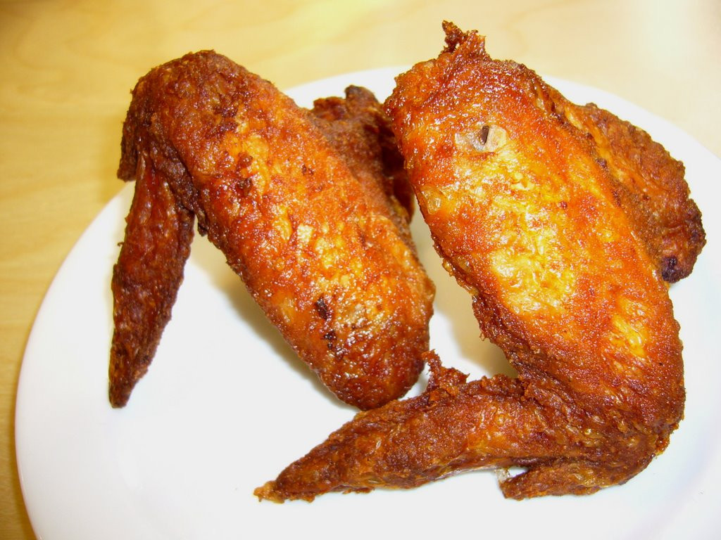 Fried Chicken Wings  best fried chicken wings
