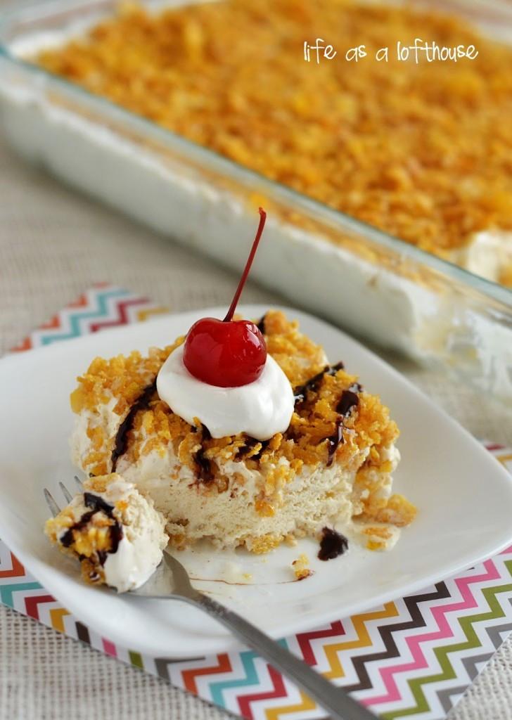 Fried Ice Cream Dessert  Cinco de Mayo Recipes Life In The Lofthouse