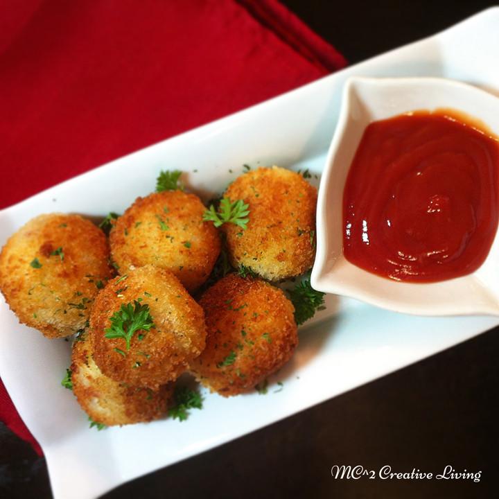 Fried Mashed Potatoes  Fried Mashed Potato Balls