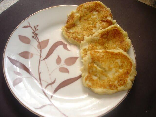Fried Mashed Potatoes  Fried Mashed Potato Patties Recipe