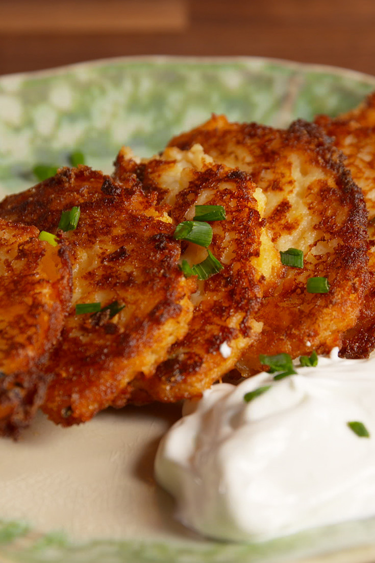 Fried Mashed Potatoes  12 Best Fried Potato Recipes How To Fry Potatoes—Delish