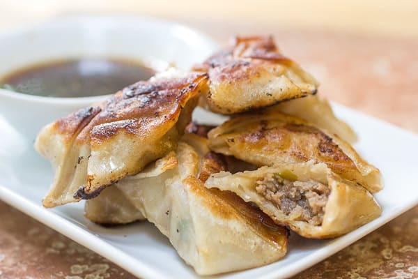 Fried Pork Dumplings  Fried Pork Dumplings