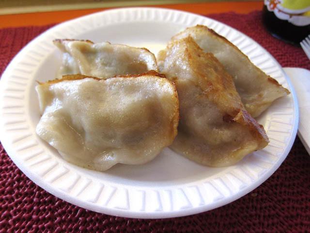 Fried Pork Dumplings  02 Pan Fried Pork Dumplings – Lao Bei Fang Dumpling House