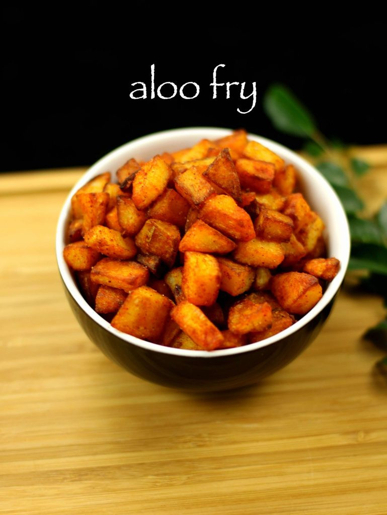 Fried Potato Recipes  baby potato deep fry recipe