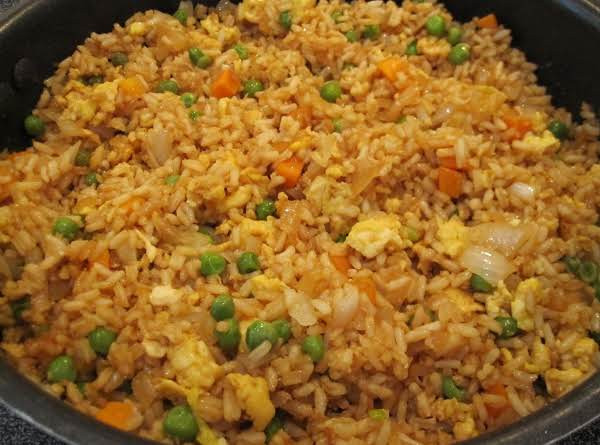 Fried Rice Recipe Easy  Easy Chicken Fried Rice Recipe