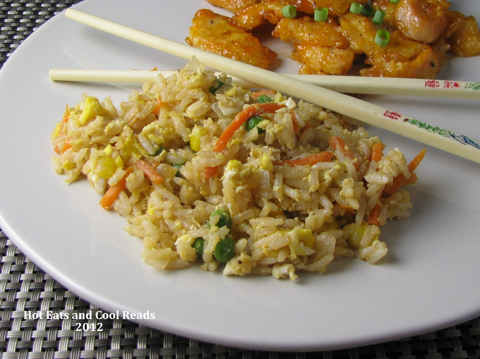 Fried Rice Recipe Easy  Hot Eats and Cool Reads Easy Fried Rice Recipe