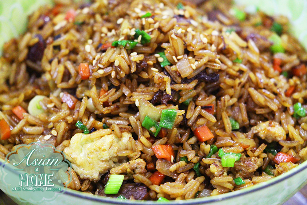 Fried Rice Recipe Easy  Chinese Fried Rice Recipe Asian at Home Easy Fried Rice