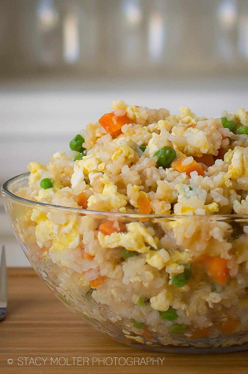 Fried Rice Recipe Easy  Easy Egg Fried Rice Recipe Fancy Shanty