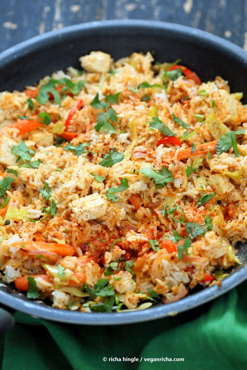 Fried Rice Without Soy Sauce  peanut butter stir fry sauce without soy sauce
