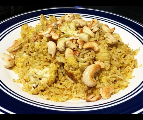 Fried Rice Without Soy Sauce  Best Cauliflower Fried Rice Recipe Indian Style With