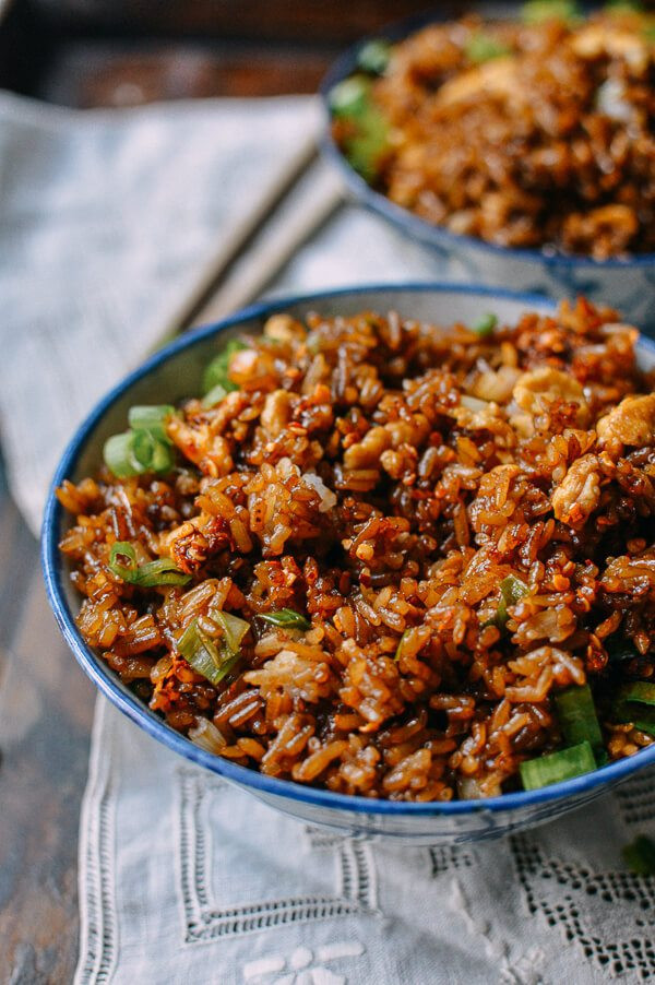 Fried Rice Without Soy Sauce  Supreme Soy Sauce Fried Rice The Woks of Life