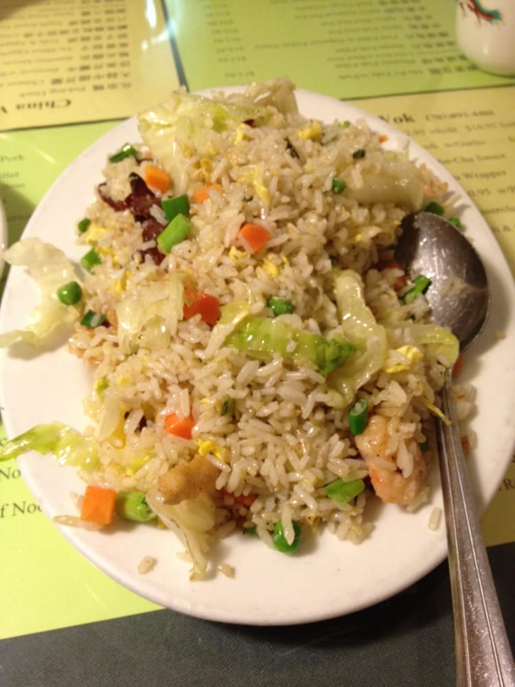 Fried Rice Without Soy Sauce  Young Chow Fried Rice fried rice without soy sauce but