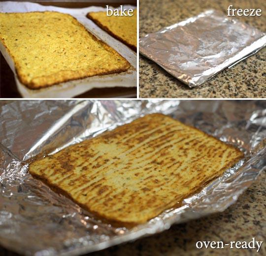 Frozen Cauliflower Pizza Crust  cauliflower pizza crust frozen