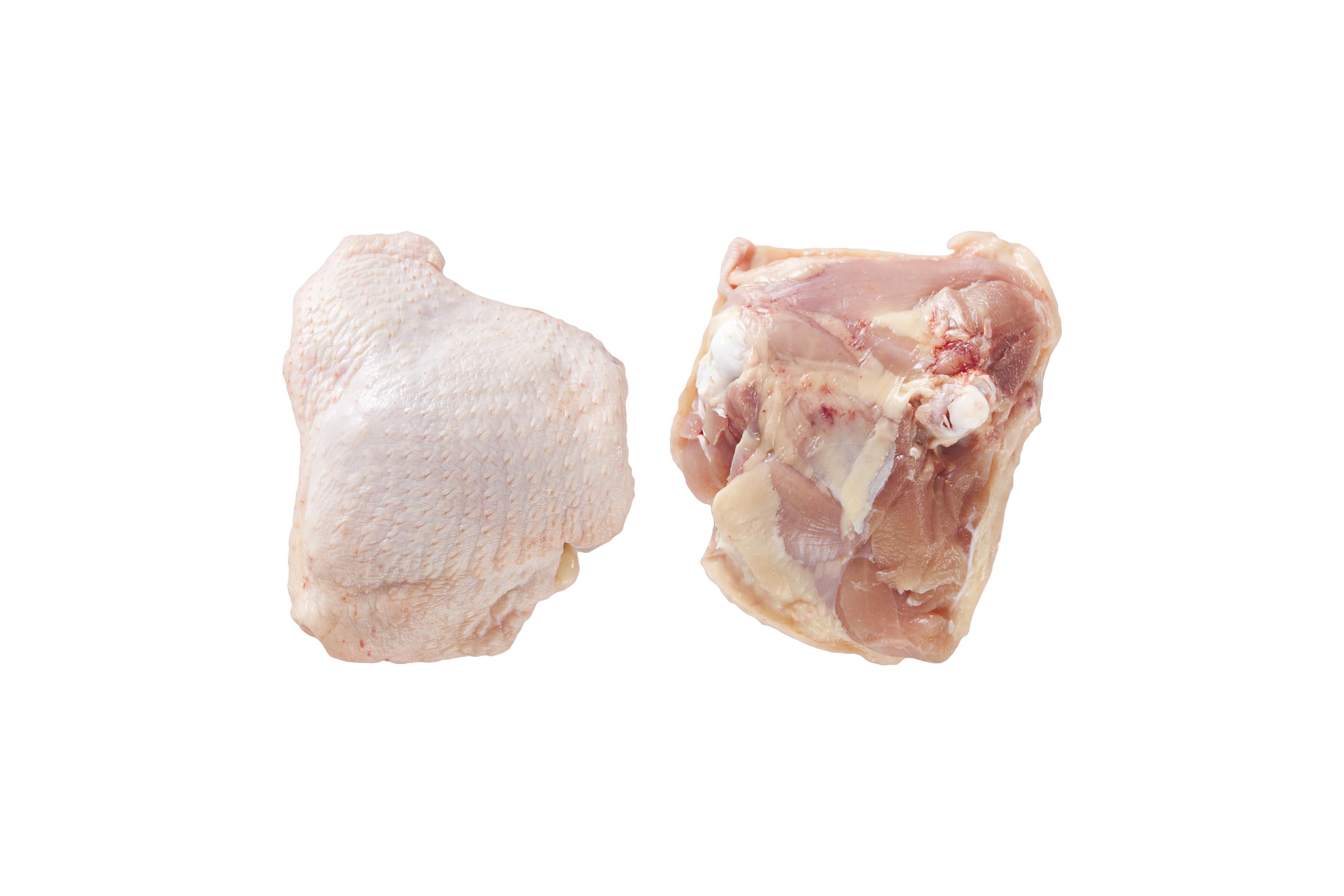 Frozen Chicken Thighs  Frozen Chicken Thigh Bag Package