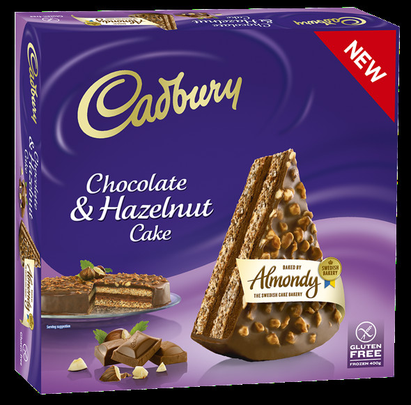 Frozen Dessert Brand  Swedish baker Almondy teams up with Cadbury to launch