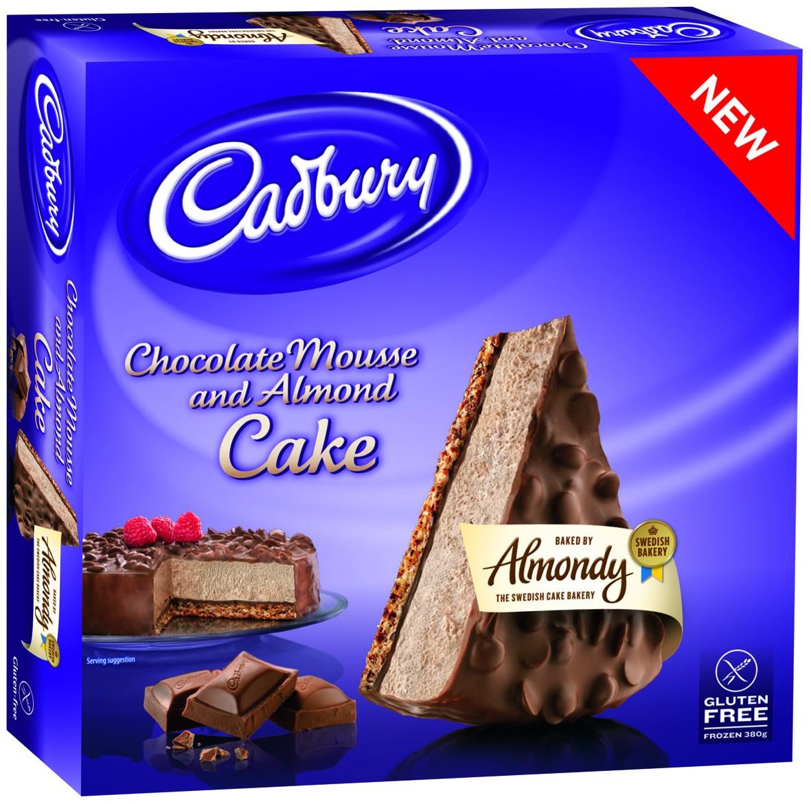 Frozen Dessert Brand  Almondy partners with Cadbury and Philadelphia for branded