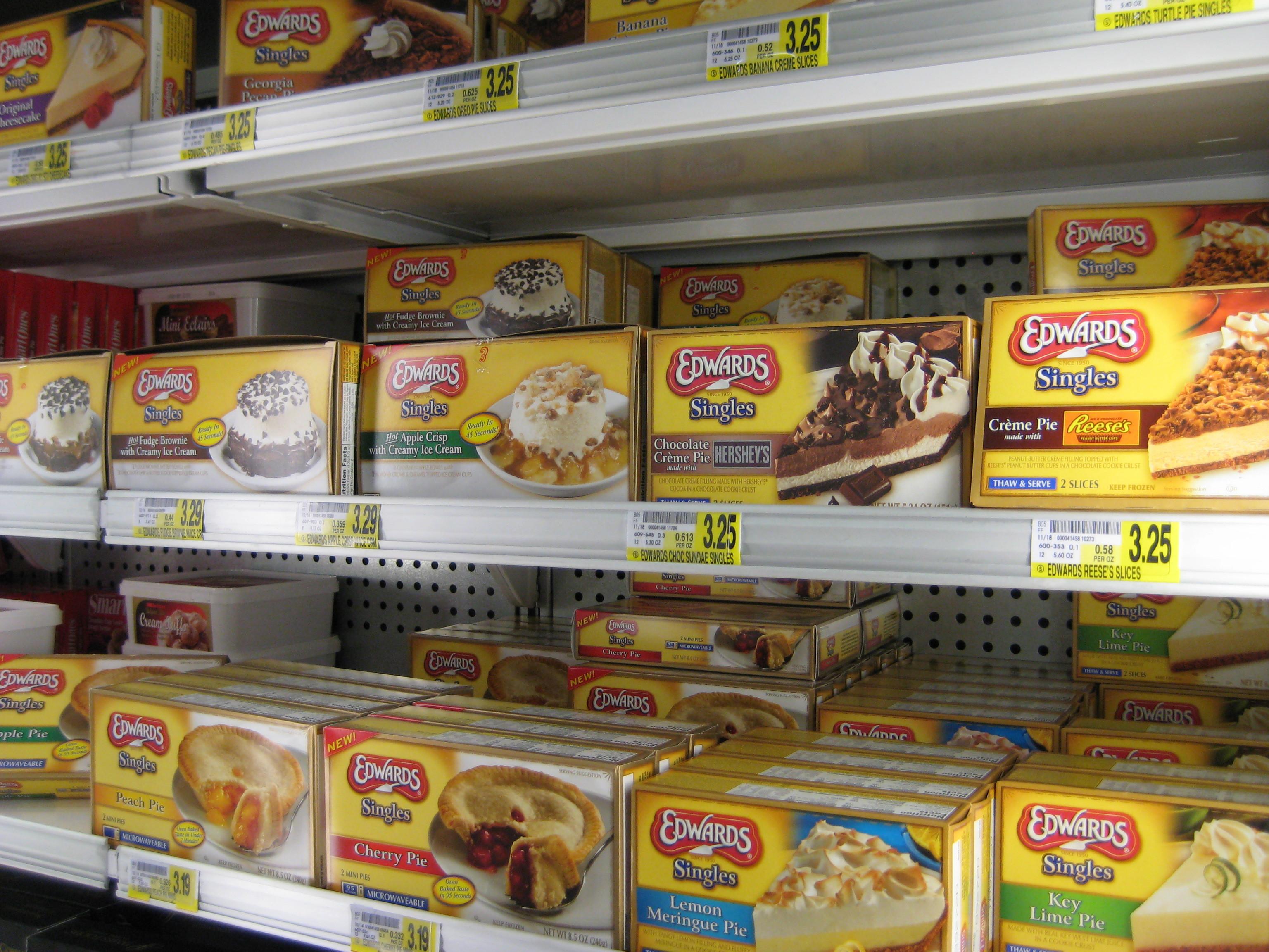 Frozen Dessert Brand  January 2010 Wayfaring Chocolate