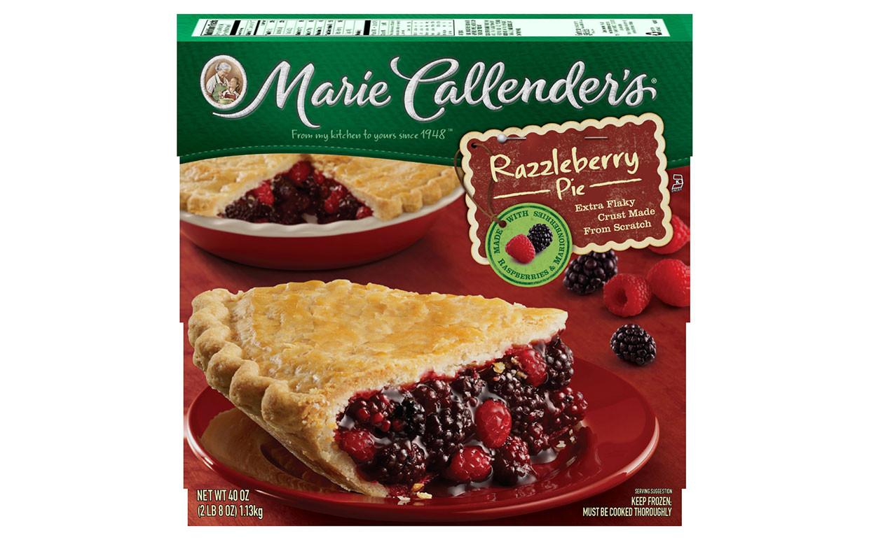 Frozen Dessert Brand  Pie Queens Reign Over Marie Callender s Frozen Desserts
