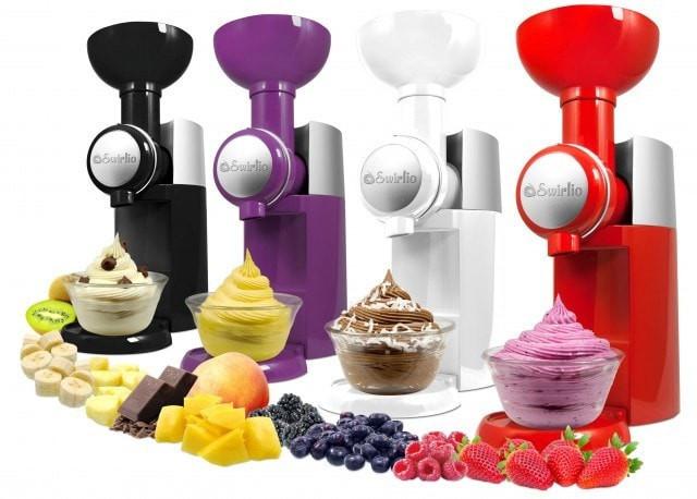 Frozen Dessert Maker  Frozen Fruit Ice Cream Dessert Maker Life Changing Products